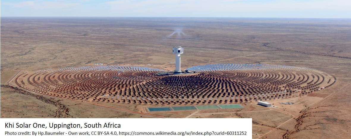What Is and Is Not Competitive about Concentrated Solar Power Technology